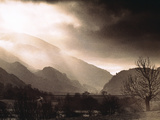 Storm Cumbria England Photographic Print by Green Light Collection