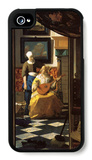 The Love Letter iPhone 4/4S Case by Jan Vermeer