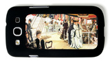 Ball on Board Galaxy S III Case by James Tissot