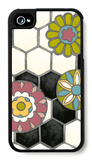 Tileworks III iPhone 4/4S Case by Chariklia Zarris