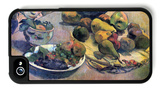 Still Life with Fruit iPhone 4/4S Case by Paul Gauguin