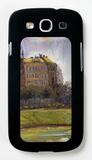 On the Danube Canal Galaxy S III Case by Richard Gerstl