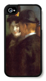 Theatre Foyer iPhone 4/4S Case by Louis Anquetin