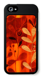 Sun Kissed Silhouette III iPhone 5 Case by  Vision Studio