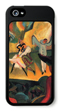 Russian Ballet iPhone 5 Case by Auguste Macke