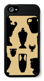 Urns in Silhouette I iPhone 5 Case by  Vision Studio