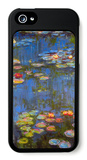 Waterlillies iPhone 5 Case by Claude Monet