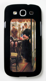 The Seller Galaxy S III Case by James Tissot