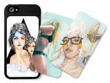 Preserve, Aqua, Surfs Up iPhone 5/5S Case Set by Charmaine Olivia