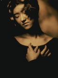 Woman with Crossed Hands Photographic Print by Green Light Collection