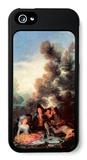 Vesper Outdoors iPhone 5 Case by Francisco de Goya