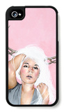 More Headaches iPhone 4/4S Case by Charmaine Olivia