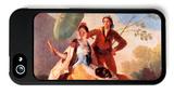 The Umbrellas iPhone 5 Case by Francisco de Goya