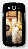 July Galaxy S III Case by James Tissot