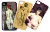 Nudes II iPhone 4/4S Case Set by Henri de Toulouse-Lautrec