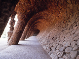 Tunnel, Barcelona, Catalonia, Spain Photographic Print by Green Light Collection