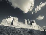 Castle on a Hill, Rakvere Castle, Rakvere, Tallinn, Estonia Fotodruck von Green Light Collection