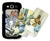 Women Galaxy S III Case Set by Juan Gris