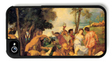 Bacchanal iPhone 4/4S Case