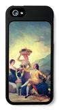 The Vintage iPhone 5 Case by Francisco de Goya