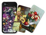 Still Lifes iPhone 5/5S Case Set by Lovis Corinth