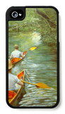 Candeling iPhone 4/4S Case by Gustave Caillebotte