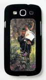 The Widower Galaxy S III Case by James Tissot