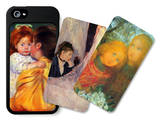 Children iPhone 5/5S Case Set by Mary Cassatt