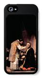 The Last Communion of St. Joseph of Calasanza iPhone 5 Case by Francisco de Goya