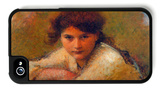 Three Women iPhone 4/4S Case by Jan Theodore Toorop