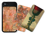 Goblet and Florals iPhone 5/5S Case Set by Giovanni Giardini