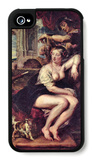 Bathsheba at the Fountain iPhone 4/4S Case by Peter Paul Rubens