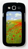 Mohnblumenfeld Galaxy S III Case von Paul von Szinyei-Merse