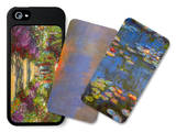 Farmhouses and Landscapes iPhone 5/5S Case Set by Claude Monet