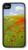 Field of Poppies iPhone 4/4S Case by Paul von Szinyei-Merse