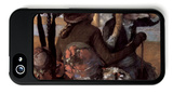 The Milliner 1 iPhone 5 Case by Edgar Degas
