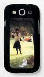 Cricket Galaxy S III Case by James Tissot