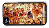 Abraham with Melchizedek iPhone 4/4S Case by Peter Paul Rubens