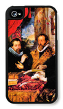 Four Philosophers iPhone 4/4S Case by Peter Paul Rubens