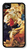 Madonna with Saints iPhone 4/4S Case by Peter Paul Rubens