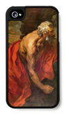St Hieronymus iPhone 4/4S Case by Sir Anthony Van Dyck