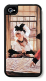 A Tedious History iPhone 4/4S Case by James Tissot