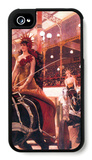 The Women in the Cars iPhone 4/4S Case by James Tissot