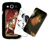 Phish Food, The Empyrean, Femme Fatale Error Galaxy S III Case Set by Charlie Bowater