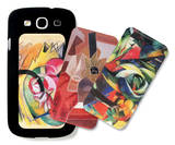 Florals Galaxy S III Case Set by Franz Marc