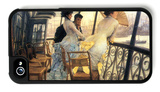 The Gallery of the H.M.S. Calcutta iPhone 4/4S Case by James Tissot