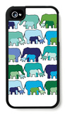 Cool Elephant Pattern iPhone 4/4S Case par  Avalisa