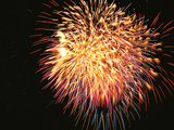 Close Up of Firework Photographic Print by Green Light Collection