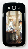 The Messages Read Galaxy S III Case by James Tissot