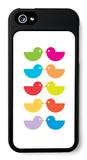Rainbow Kiss iPhone 5 Case by  Avalisa
